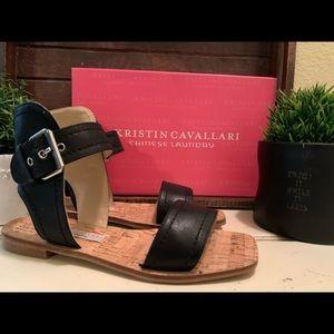 NWT! Chinese Laundry Leather Sandal